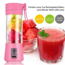 USB Rechargeable Blender Mixer Portable Mini Juicer Juice Machine Smoothie Maker