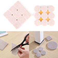 18Pcs/Set Floor Furniture Wall Chair  Protector Felt Round Pads SP