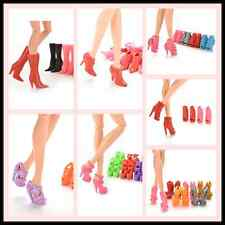 Multiple Choice Mix Shoes Boots for  Doll Girls Play House Gift BH