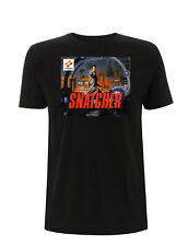 Snatcher Mega CD T Shirt Retro Gaming Nerds Geeks SEGA