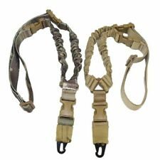 Gun Sling Strap Nylon Single Point Adjustable Rifle Belt Outdoor Tactical Tools