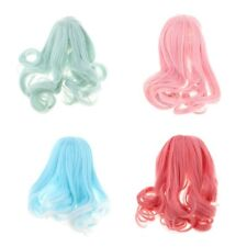 Lovely Doll Curly Hair for Blythe Doll 1/3 BJD Dolls DIY Making Accessory