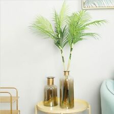 Artificial Palm Tree Branch Plant Fake Plastic Indoor Decoration Home Decor
