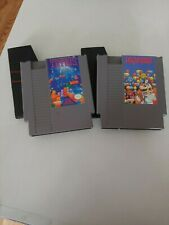 Original Nintendo NES Games - Multiple Titles