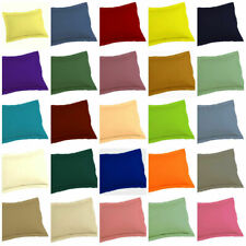 "400 TC 2 PC Pillow Case 20""x 30"" Size 100%Egyptian Cotton & New 21 Solid Colors"