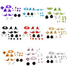Set of 18 Replacement Controller Buttons Kit Set for Microsoft Xbox One 8 Color