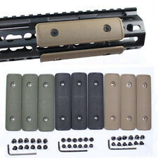 "4"" Keymod Rail Panel Handguard Cover Protectors Airsoft Hunting Grip Section"
