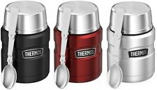 Thermos Stainless King Stainless Steel Food Jar 16 Ounce