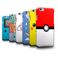 PIN-1 Game Pokemon A Hard Phone Case Cover Skin for Oppo Realme