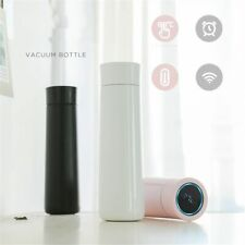 Healthy Smart Vacuum Insulation Bottle With Water Drinking Reminder LED