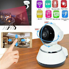 720P Wireless Pan Tilt Network Security CCTV IP Camera Night Vision WiFi Webcam