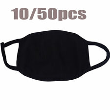Breathable Anti-Face Mouth Mask Filter Respirator-Washable 10/50pcs