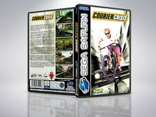 Courier Crisis - Remplacement - Saturn - Cover/Case - NO Game