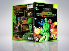 Army Men: Major Malfunction - XBOX - Replacement - Cover/Case - NO Game