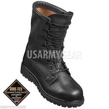 Made in USA Black Bates 11460 or Belleville ICW Military Combat Goretex GI Boots