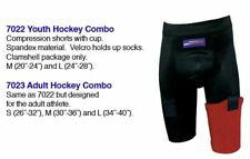Men's & Boy's Pro Guard Hockey Combo Cup Short Garter
