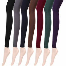 theshopgo 150D opaque footless color thights leggings