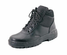 "Black 6"" High Forced Entry Boot - Black"