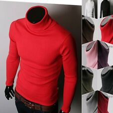 bo MENS neck turtleneck sweater 10color(sz us M,L)
