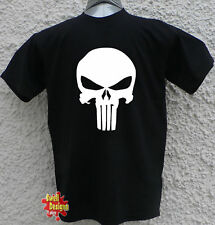 THE PUNISHER skull cult movie tv cool T shirt ALL SIZES