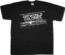 BLADE RUNNER T SHIRT - COME TO THE OFFWORLD COLONIES !