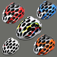 New MTB / Road Bike Cycling Safety Honeycomb Shape Bicycle Adult Helmet 41 Holes