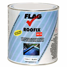 Roofix 20/10 Multi-Surface 1ltr Roof & Gutter Repair, made by Flag Paints Ltd