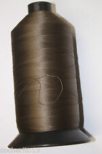 Very strong Bonded Nylon hand & Sewing Machine Thread 40's 5000 m, Leather,Boats