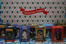 Disney Grolier Collectibles Angels & First Issue Christmas Magic Ornaments