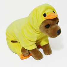 Yellow Ducky Slip over Duck Cute costume dog clothes Chihuahua