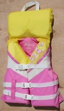 O'Brien GIRLS Approved Life Jacket, Infant to 20kg or Youth 30-40Kg. 45483
