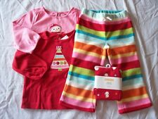 NWT Girl's Gymboree Cozy Cutie shirts leggings pants outfit ~ 12 18 24 months 2T