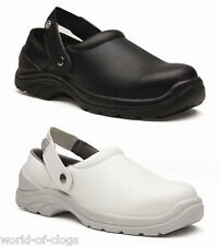 Toffeln Safety Lite 03151 steel toe-cap antistatic safety clogs shoes