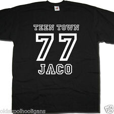 Teen Town 77 T Shirt For Weather Report Fans Jaco Pastorius Jazz Fusion Tastic