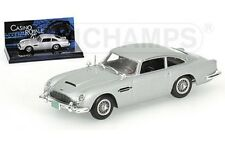 MINICHAMPS James Bond 007 diecast model cars Esprit DB5 2000GT Mustang Vanquish