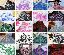 5500 mixing Wedding Decoration Scatter Table Crystals Diamonds Acrylic Confetti