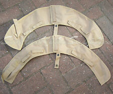 BRITISH ARMY SURPLUS DESERT TAN OSPREY SOLO EXTRA ARMOUR FULL OR HALF COLLARD