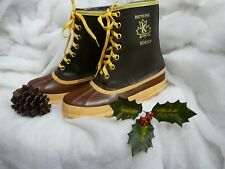 Vintage Sorel Arctic Pac II Winter Boots Shoes Womens Felt Liner -40 Canada Made