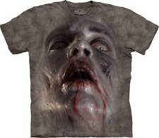 New ZOMBIE FACE T Shirt