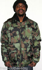 LRG Lifted Research Group Jacket New $160 Dark Olive Green Coat Choose Size