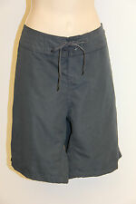 New Island Escape Swimsuit Cover up Board Shorts Gray Long