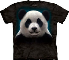 New PANDA BEAR HEAD Youth T Shirt