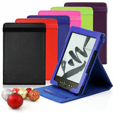 CASE COVER WITH FLIP STAND PU LEATHER FOR AMAZON KINDLE 4 / 5 WiFi