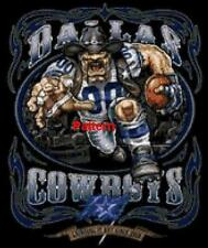 Dallas Cowboys Mascots, Helmets. Cross Stitch Pattern Paper version or PDF Files