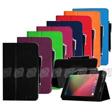 """Magnetic Folio Leather Case Cover Stand For Amazon Kindle Fire 7""""/HD 7""""/HD 8.9"""""""