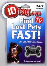 Find Lost Pets Fast Pet ID Tag for Dogs and Cats Nationwide Registry # 02894