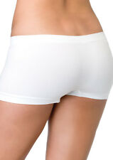 NEW Sexy Lingerie White Black or Red Seamless Booty Boy Short Shorts Under Pants