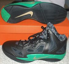 NEW NIKE ZOOM HYPERFUSE 2011 PE MENS Rajon Rondo CELTICS $125 NIB NR