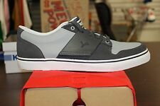 PUMA El Ace 2 Grey 35261409 Brand New In Box Low Tops