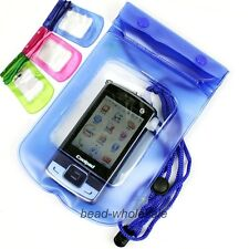1pc Waterproof Dry Bag Case Underwater Cover Pouch for Cell Phone MP3 Purse
